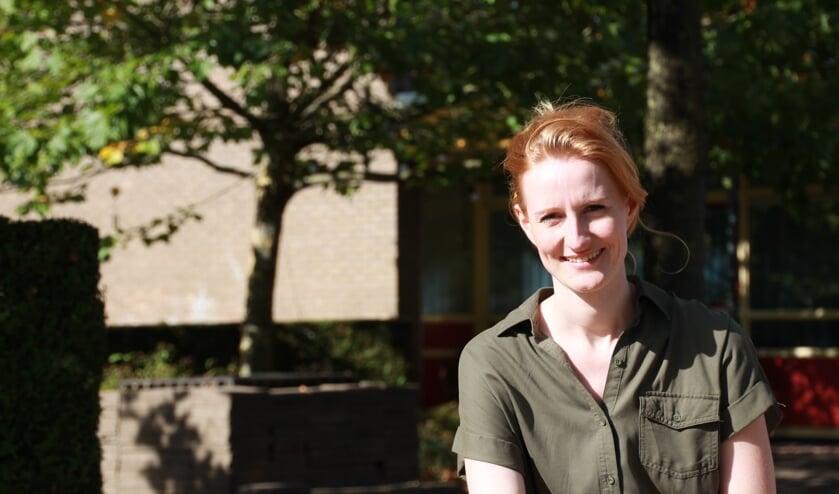 Melanie Garstenveld is initiatiefneemster van Goed Geaard.