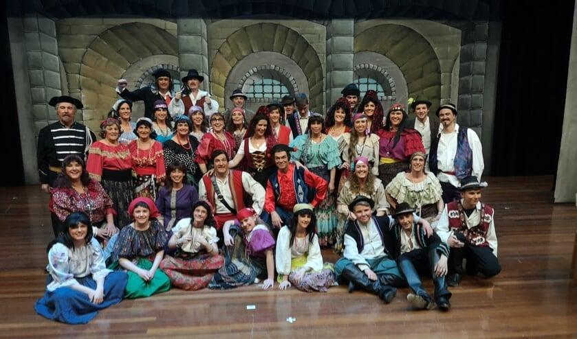 Vereniging 's-Gravenstad Muziektheater Zutphen. Foto: PR