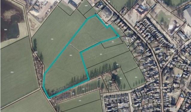 Ingetekend het mogelijke park in Zieuwent. Foto: PR © Achterhoek Nieuws b.v.