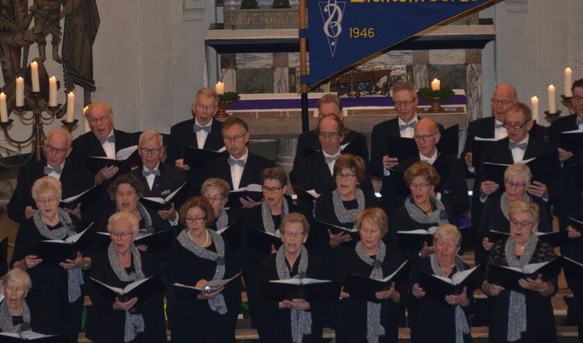 Gemengd Koor Lichtenvoorde. Foto: PR GKL