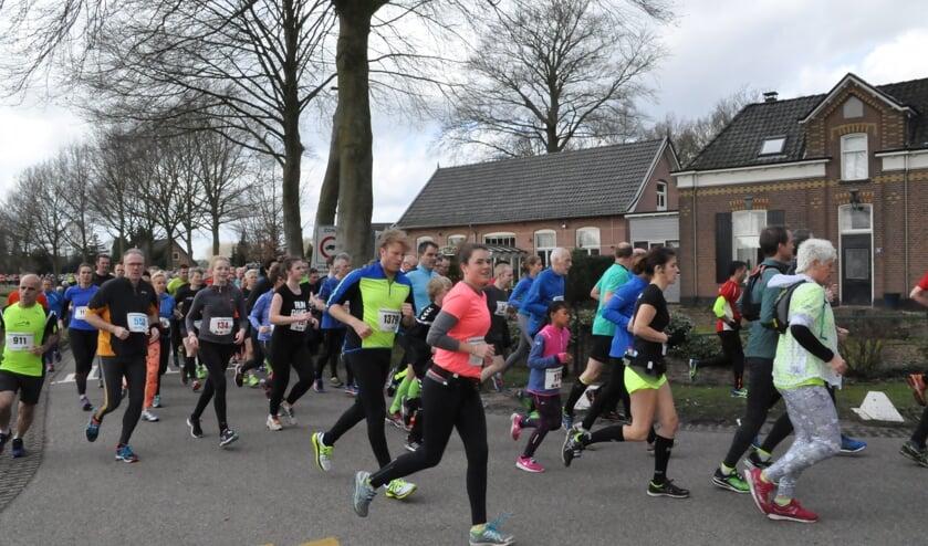 A.V. Hanzesport organiseert de Achtkastelenloop in Vorden. Foto: PR