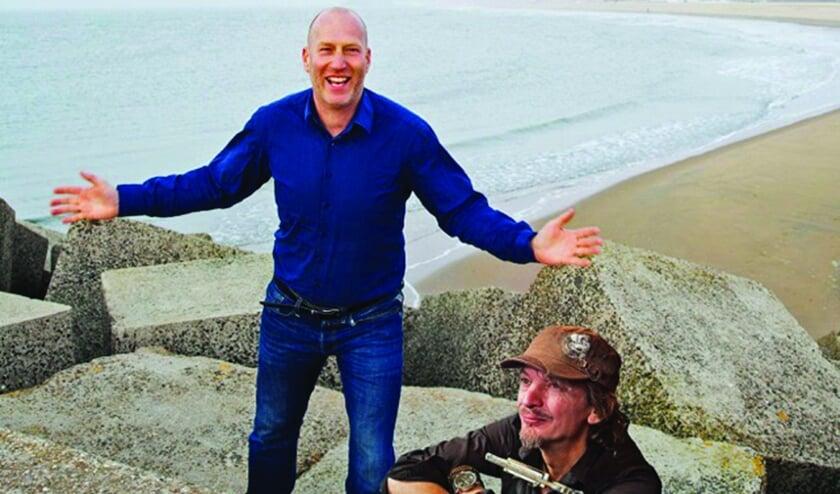 Arjan Erkel en Jan Wilm Tolkamp. Foto: PR
