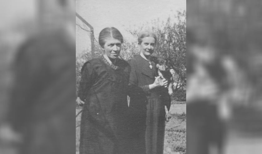 De dames Jolink speelden een belangrijke rol in het verzet in de Varsseveld en verre omtrek. Foto: PR