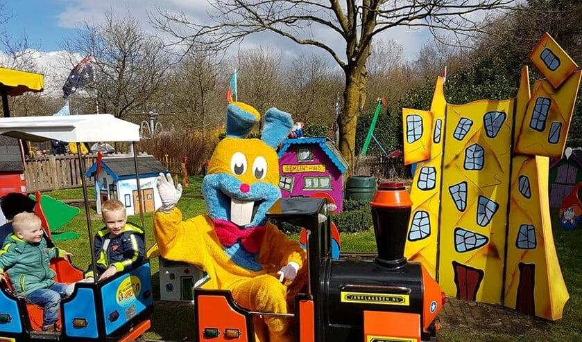 Volop plezier bij Het Land van Jan Klaassen. Foto: Pr
