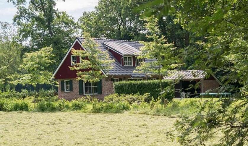 De accommodatie, die tweede van Nederland werd. Foto: PR