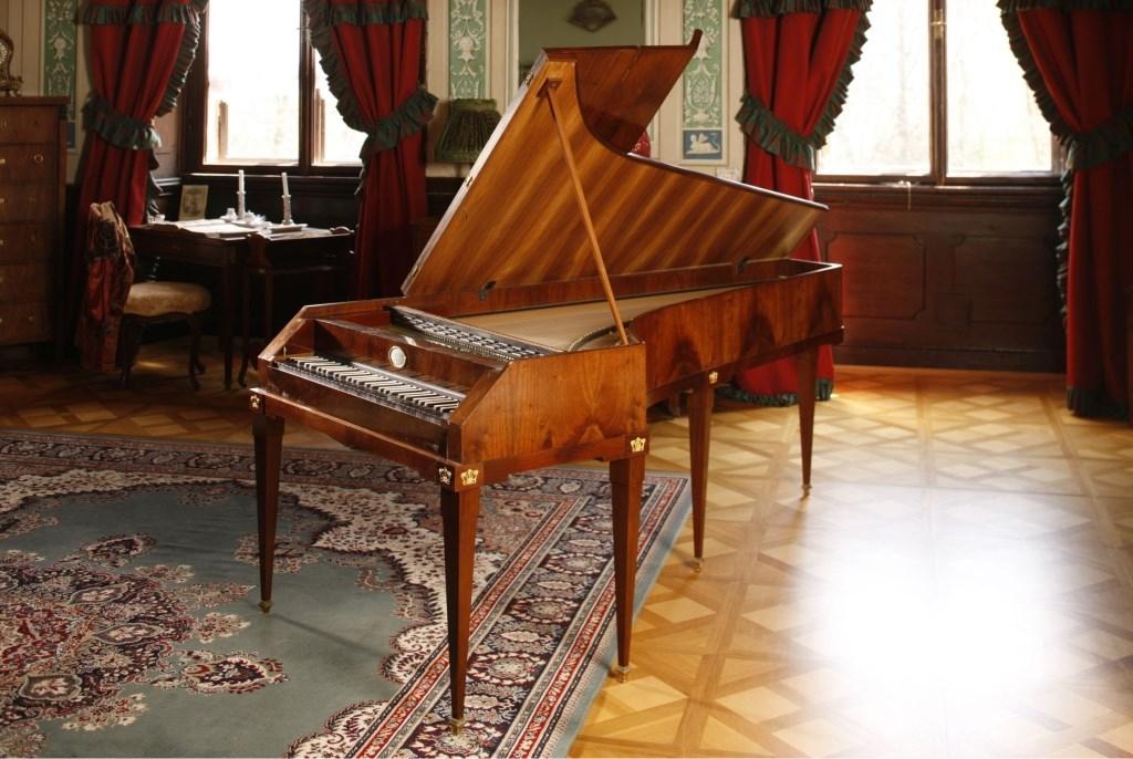 De fortepiano, de vroegste versie van de piano. Foto: PR  © Achterhoek Nieuws b.v.
