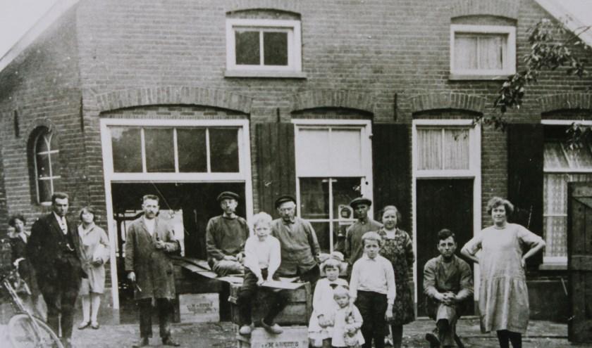 Foto: collectie Leo van der Linde, met dank aan de heer Ruwhof