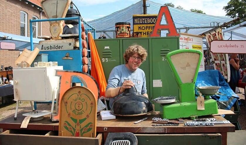 De Bazaar bij de Koppelkerk. Foto: Anke Colenbrander
