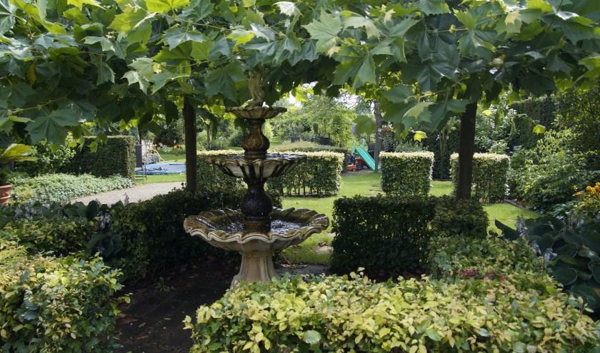 De Zumpe houdt 'open tuin'. Foto: PR