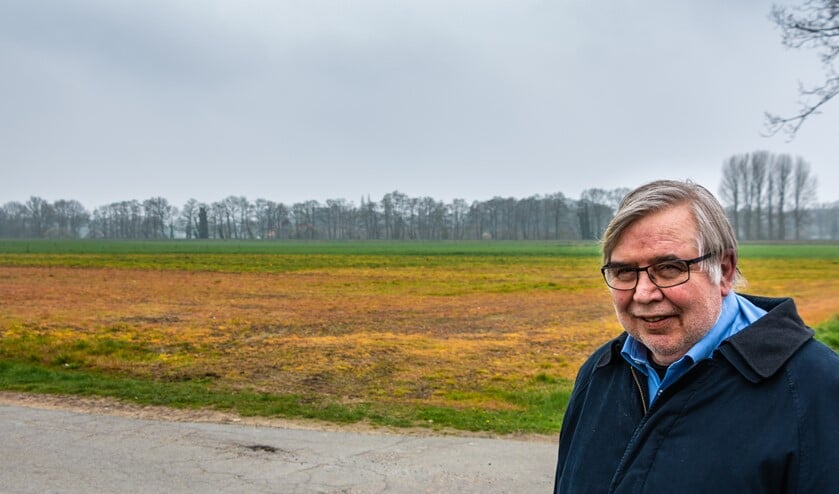 """Henk Tennekes: """"We moeten terug naar een ecologische vorm van landbouw, zonder gif."""" Foto: Henk Derksen"""