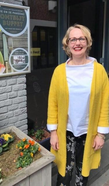 Karin Reumer. Foto: Kyra Broshuis