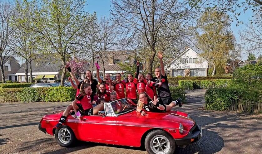 Vorden is een eerste divisie club rijker: Dash D1. Foto: PR