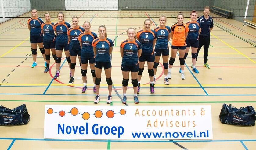 De Hofnar-Bovo dames 1. Foto: Bas van der Bend