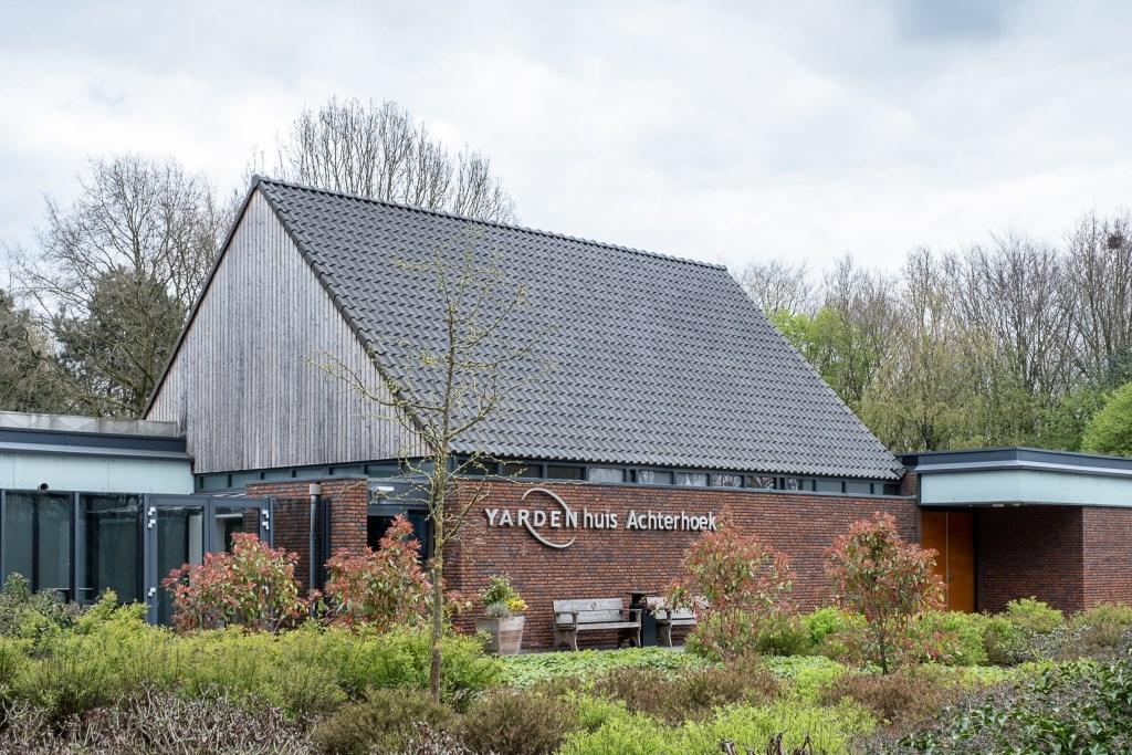 Het Yarden crematorium in De Slangenburg. Foto: Burry van den Brink  © Achterhoek Nieuws b.v.