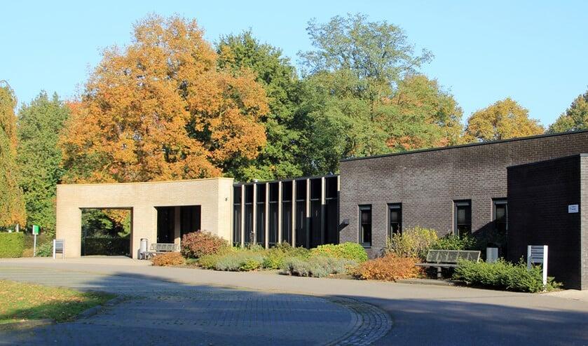 Het GUV Uitvaartcentrum in Aalten. Foto: PR