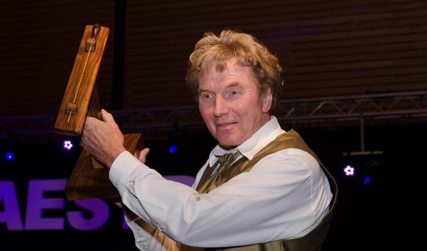De 'Maestro van Vorden' Dick Buunk. Foto: Achterhoekfoto.nl/Paul Harmelink