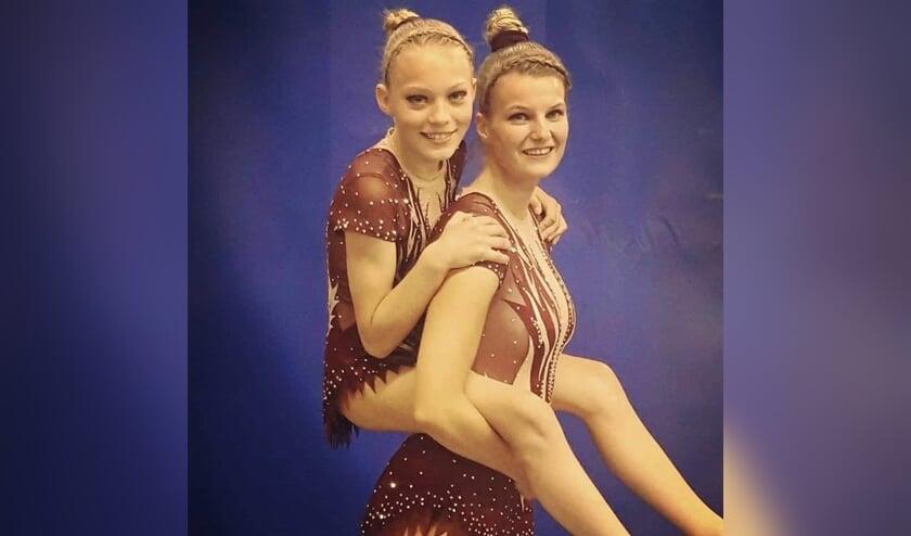 Tjitske de Vries en Neve Smit. Foto: PR Penta Winterswijk
