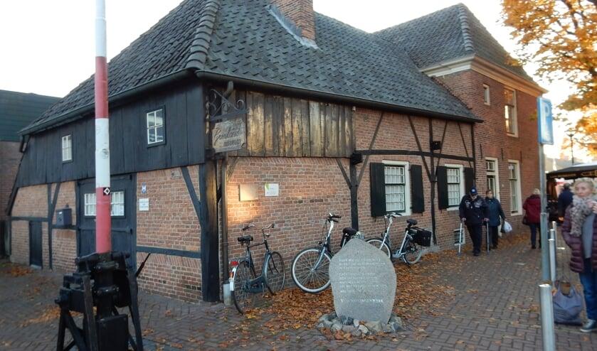 Het Grenslandmuseum. Foto: PR