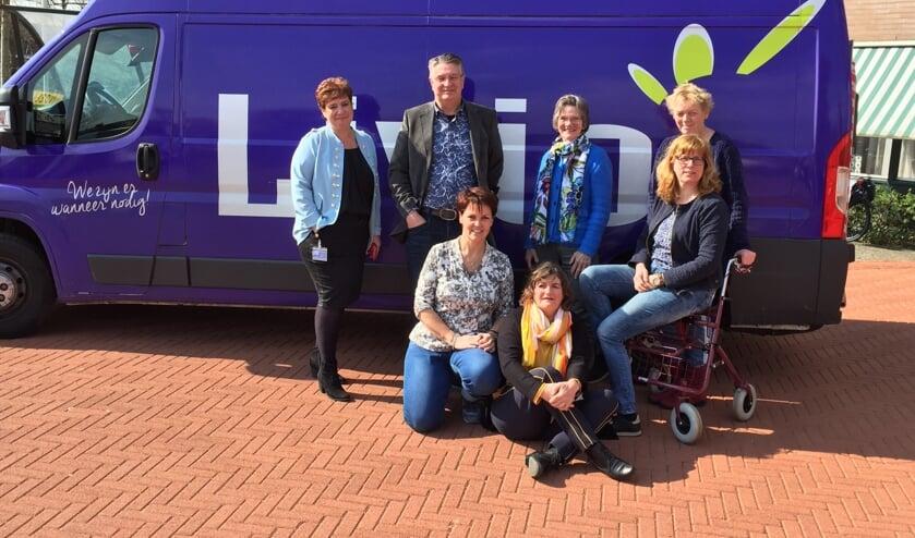 De werkgroep ECE. Foto: PR