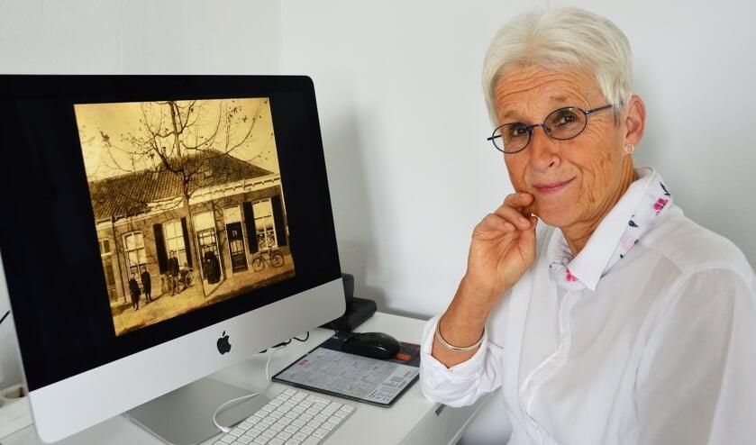 Gerrie Meijboom: 'Herinneringen moet je delen'. Foto: Alize Hillebrink
