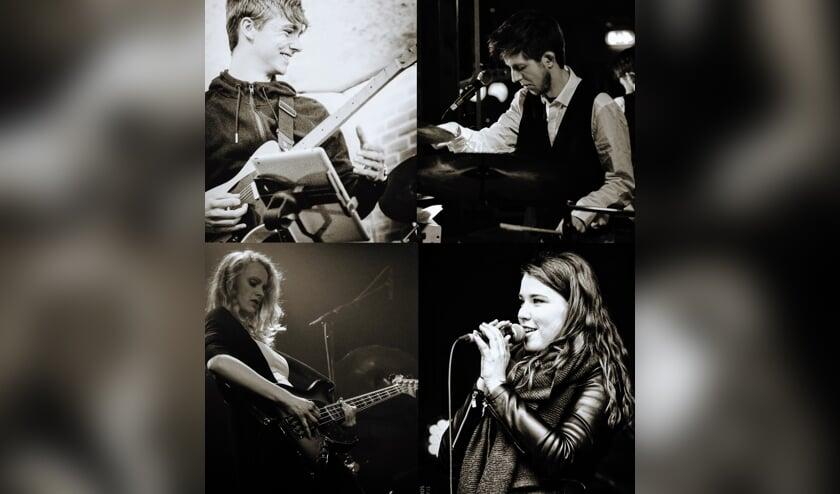 De twee mannelijke leden van Two Times Two. Foto: PR