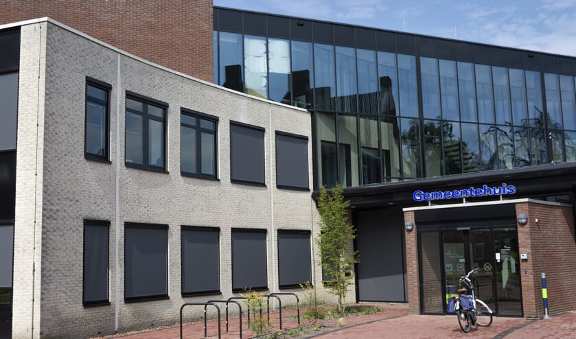 Het gemeentehuis van Oost Gelre. Foto: Bram Wassink