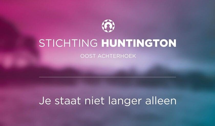 Het beeldmerk van de Stichting Huntington. Foto: PR