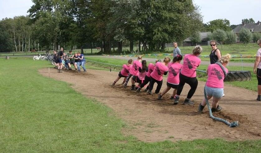 Touwtrekvereniging Bekveld houdt jaarlijkse Bronckhorst toernooi. Foto: PR