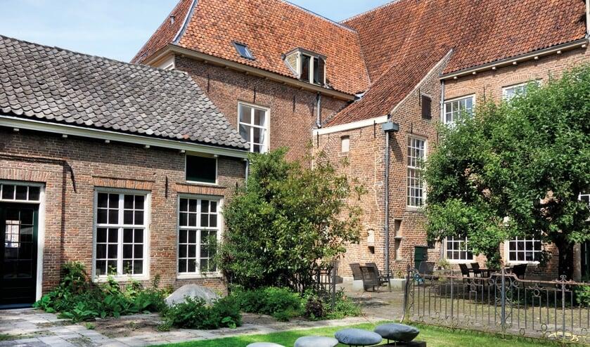 De tuin van Dat Bolwerck. Foto: PR