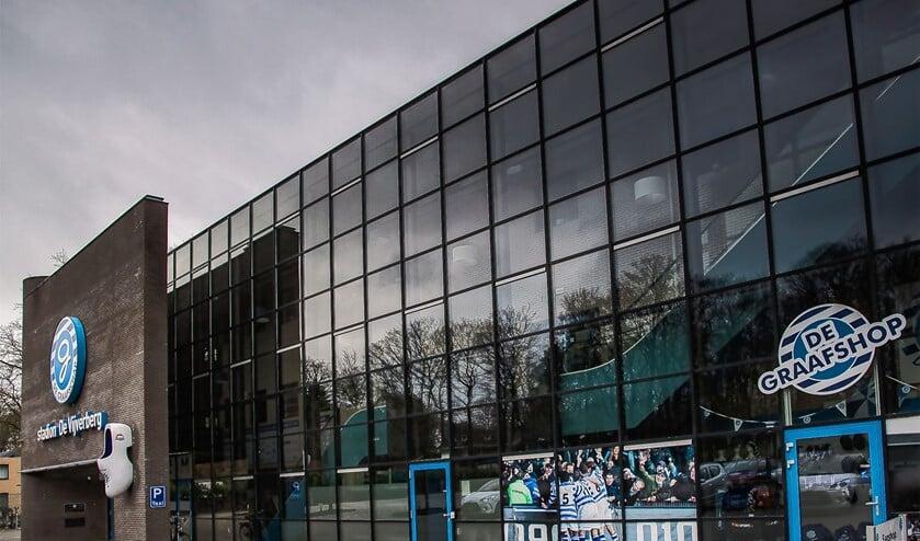 Stadion De Vijverberg. Foto: Burry van den Brink