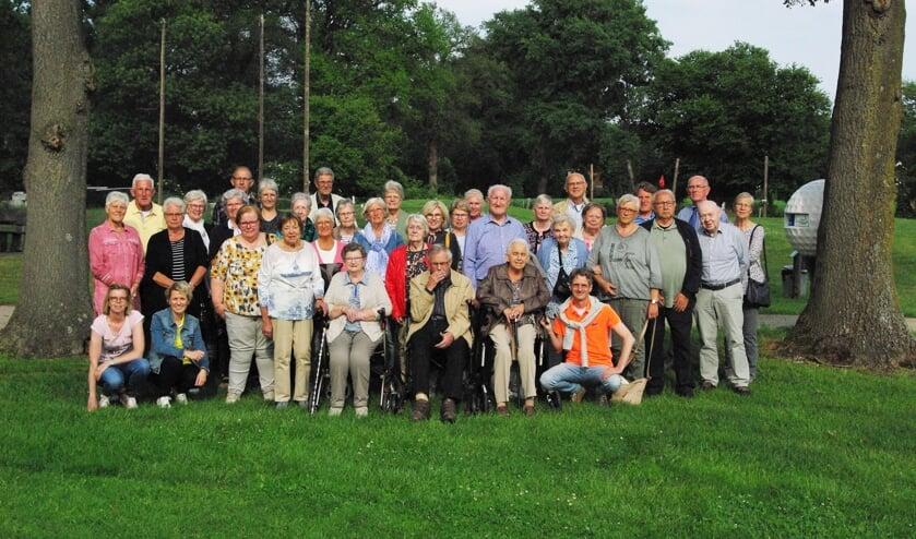 Het NBP-gezelschap. Foto: Jan Meerdink