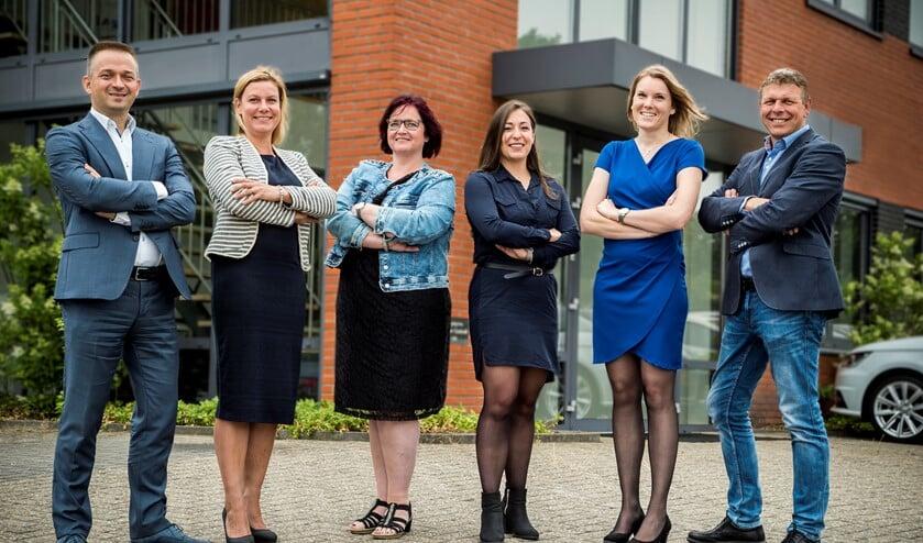 Het team van Lefers Advocaten. Foto: PR