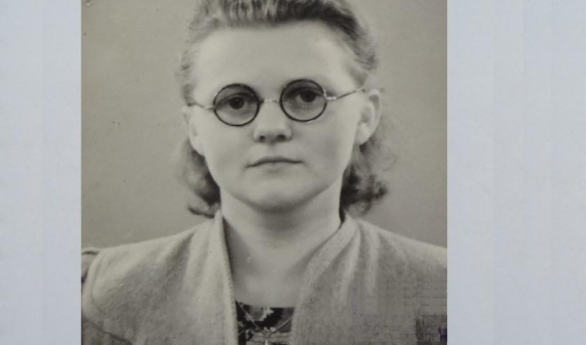 Iet Gerritsen schreef dagboeken tijdens de oorlog. Foto: collectie Stichting Doetinchem Herdenkt