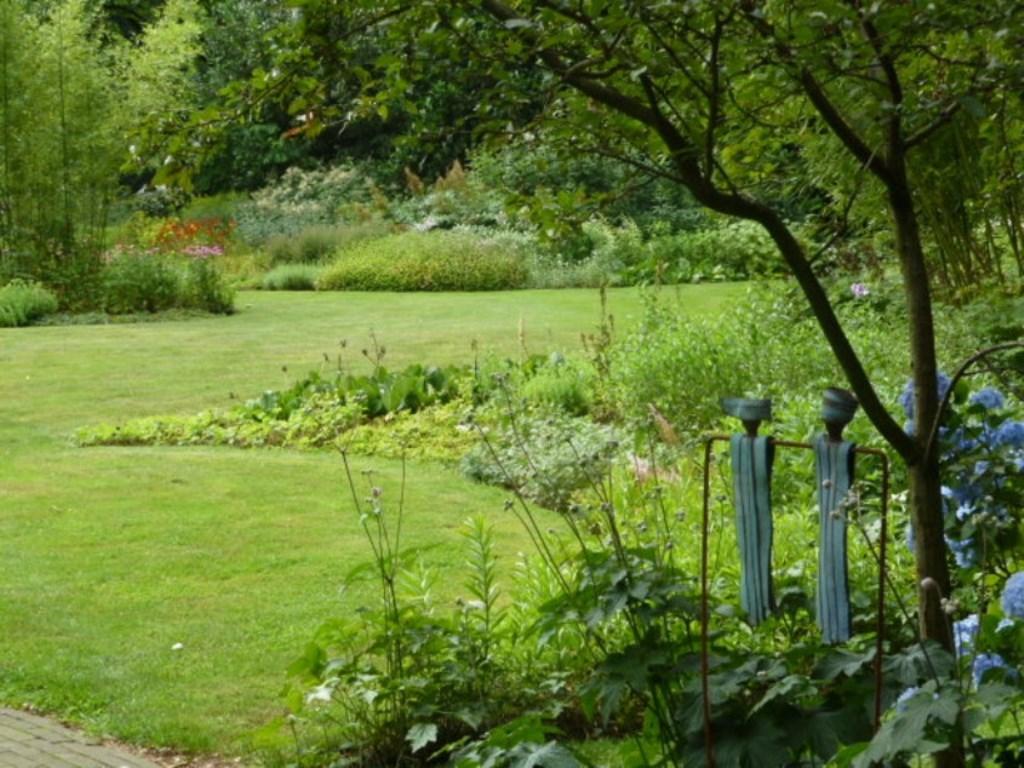 De tuin van Anneke en Herman Grijsen. Foto: Anneke Grijsen Foto: Anneke Grijsen © Achterhoek Nieuws b.v.