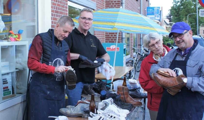 De Kaplaars is één van de vele winkels met leuke acties en aanbiedingen. Foto: PR