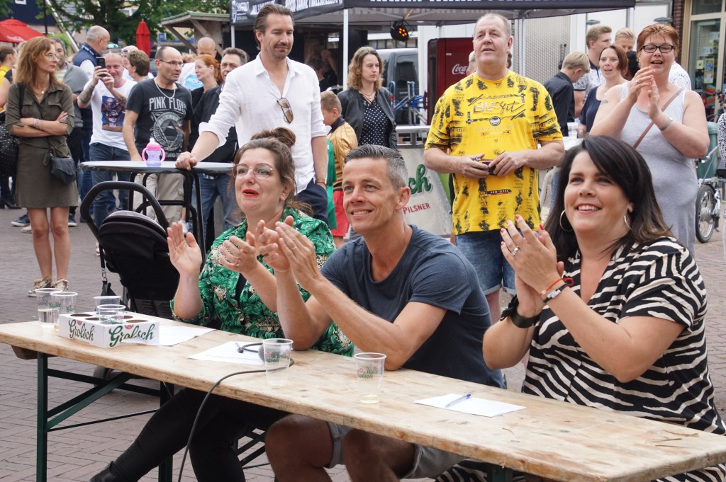 De jury. Foto: Frank Vinkenvleugel  © Achterhoek Nieuws b.v.