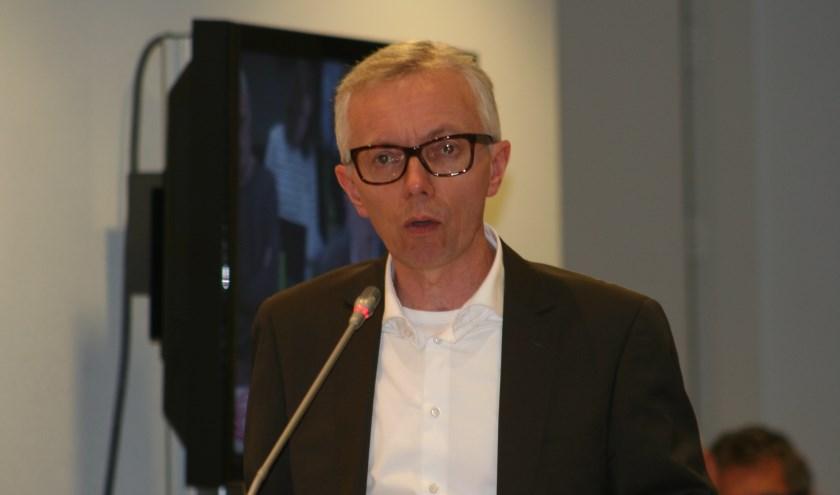 Richard Klein Tank van de PvdA wil het ongecensureerde rapport inzien. Foto: Kyra Broshuis