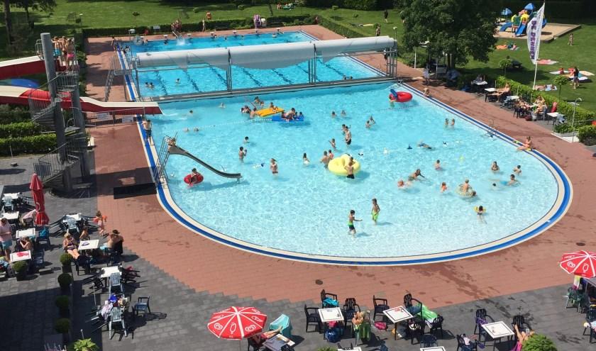 Zwembad in de Dennen. Foto: PR
