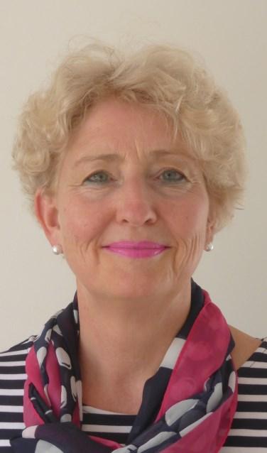 Carlien Krist, bestuurder van het Staring College.  Foto: PR