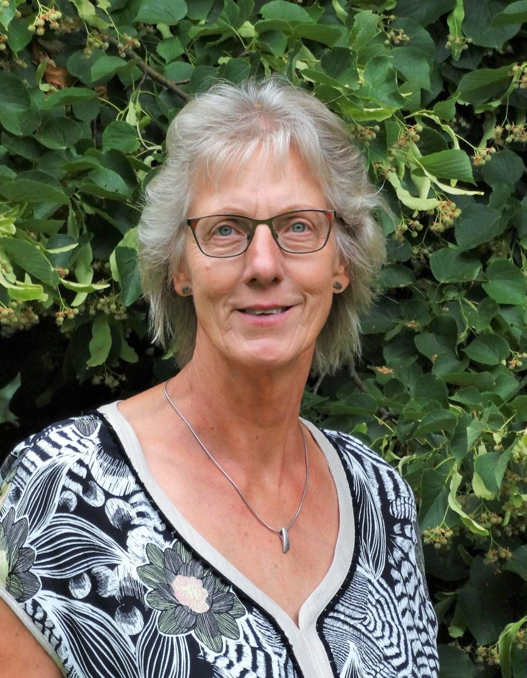 Penningmeester Anneke Voorend uit Zelhem. Foto: Gerlinde Bulten  © Achterhoek Nieuws b.v.