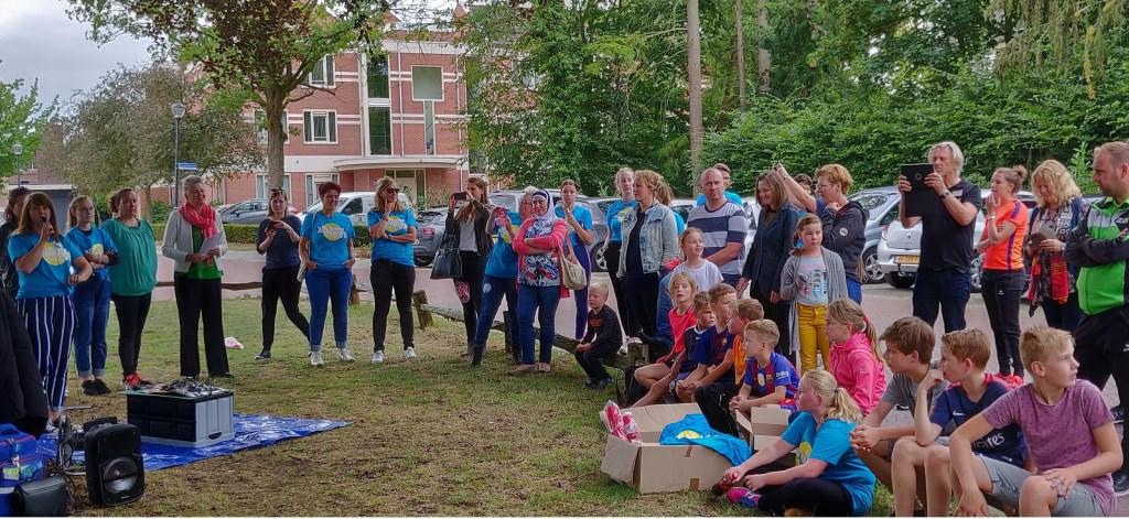 De opening van Zomertoer 2019. Foto: Rob Stevens  © Achterhoek Nieuws b.v.