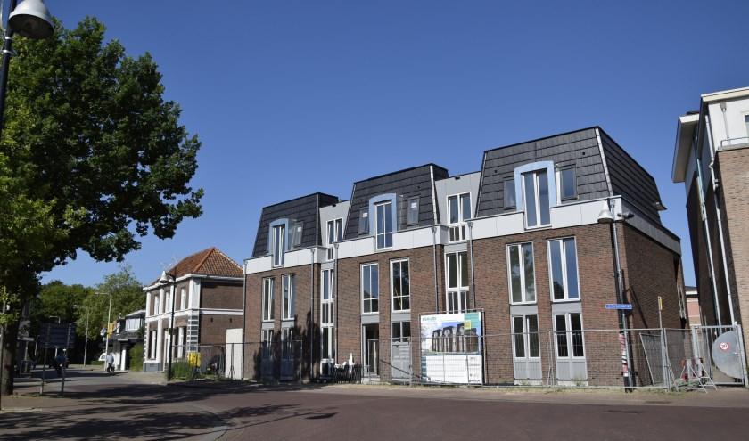 Woningcorporatie Plavei vraagt mensen een naam te bedenken voor het nieuwe appartementengebouw. Foto: Laura Koenders