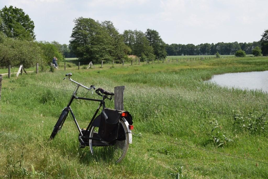 De tocht voert door prachtige natuur. Foto: PR  © Achterhoek Nieuws b.v.