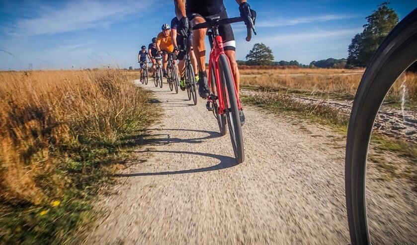 Fietsen over onverharde paden, een nieuwe trend. Foto: Uli Benke