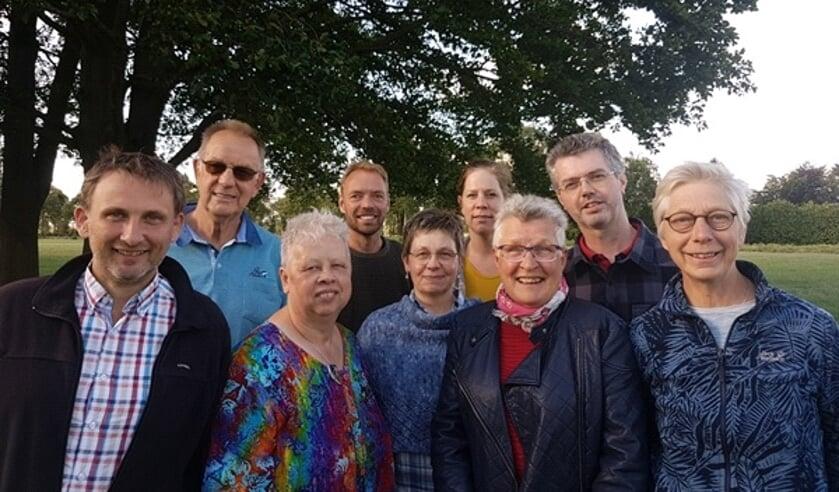 Werkgroep Buitengebied Halle. Foto: PR