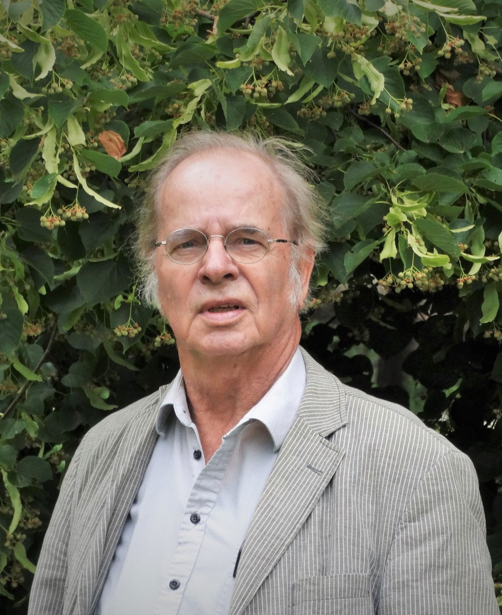 Nieuwe voorzitter werd Ab van Peer uit Baak . Foto: Gerlinde Bulten  © Achterhoek Nieuws b.v.