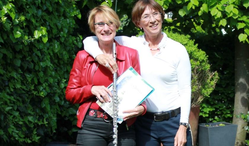 Birgit Sachtleven en Kirsten van Oort. Foto: PR