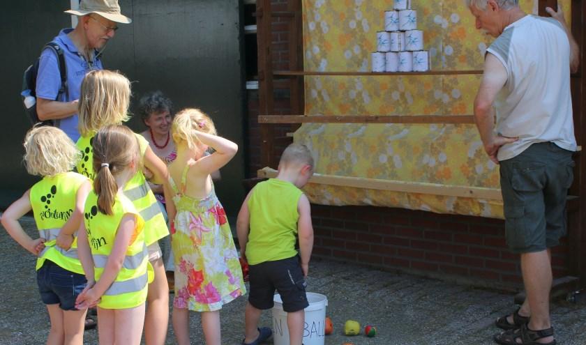 Kinderpret bij Museum Smedekinck. Foto  Betsy Maatkamp