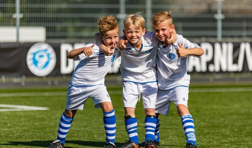Het is komende zomer weer mogelijk om deel te nemen aan De Graafschap Voetbalkampen. Foto: PR
