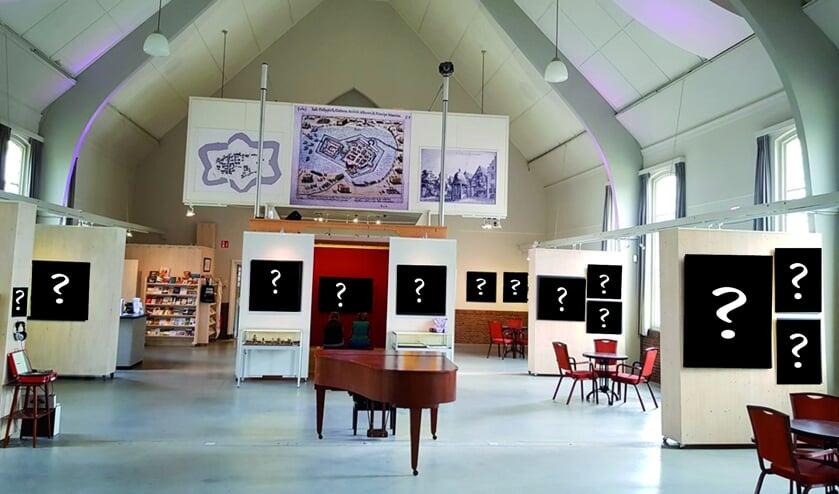 De expositie Kunstroof toont werk van particulieren. Foto: PR